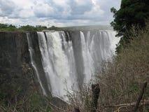 Victoria Falls lizenzfreies stockfoto