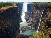 Victoria Falls Fotografía de archivo
