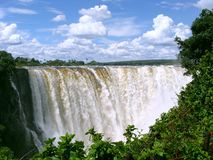 Free Victoria Falls Stock Image - 4742321
