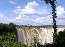 Victoria Falls Lizenzfreies Stockbild