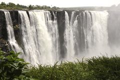 Victoria Falls Imagens de Stock Royalty Free