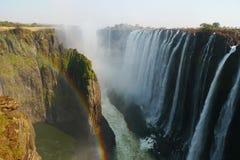 Victoria Falls Images libres de droits