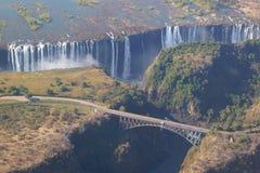 Victoria Falls Image stock