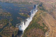 Victoria Falls photos stock