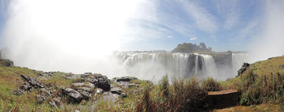 Victoria Falls Photographie stock