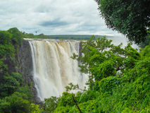 Victoria Falls Lizenzfreie Stockfotografie