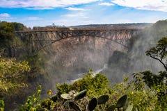 Victoria Falls Immagine Stock Libera da Diritti