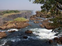 Victoria falls. Africa Stock Images