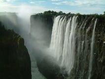 Victoria Falls Imagens de Stock