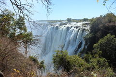 Victoria Falls Photos libres de droits