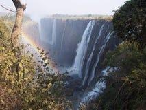 Victoria Falls Foto de archivo