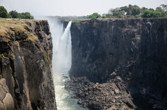 Victoria Falls Stockfotos