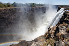 Victoria Falls, Africa Stock Photography