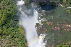 Victoria Falls Royalty Free Stock Photos