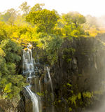 Victoria Falls Detail Royalty Free Stock Image