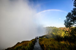 Victoria Falls Walkway stock images