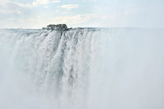Victoria falls, Zambia Royalty Free Stock Images