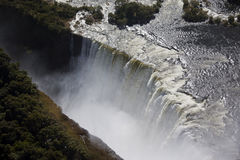 Victoria Falls - Zimbabwe Royalty Free Stock Images
