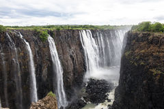 Victoria Falls royalty free stock image