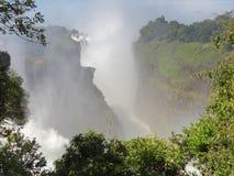 Victoria Falls Stock Image