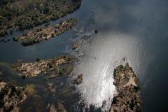 Victoria Falls, Zimbabwe Royalty Free Stock Photo
