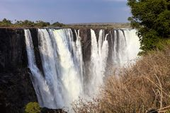 Victoria Falls, Zimbabwe Stock Photos