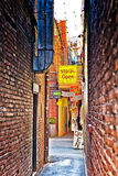 Victoria Fan Tan Alley images stock