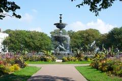 Victoria Fountain brighton Fotos de archivo