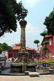 Victoria Fountain Melaka Stock Photography
