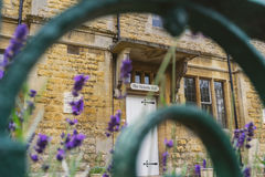 Victoria Hall i sommar Arkivfoton