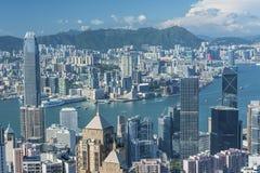 Free Victoria Harbor In Hong Kong City Stock Photos - 121936993