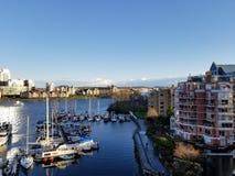 Victoria Harbour Imagen de archivo libre de regalías