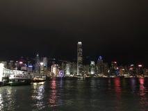 Victoria Harbour lizenzfreies stockfoto