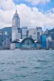 Victoria Harbour, Hong Kong Imagens de Stock