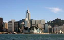 Victoria Harbour, Hong Kong royalty free stock image