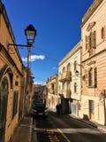 Victoria i Gozo Royaltyfria Bilder