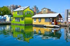 Victoria Inner Harbour Stock Fotografie