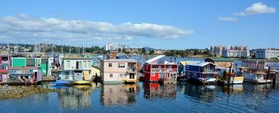 Victoria Inner Harbour Royalty-vrije Stock Foto
