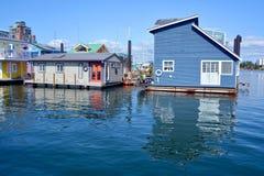 Victoria Inner Harbour Royalty-vrije Stock Foto's