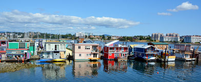 Victoria Inner Harbour Royalty Free Stock Photo