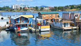 Victoria Inner Harbour Royalty Free Stock Images