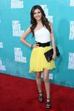 Victoria Justice at the 2012 MTV Movie Awards Arrivals, Gibson Amphitheater, Universal City, CA 06-03-12 Royalty Free Stock Photo