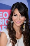 Victoria Justice. At the 2008 MTV Video Music Awards. Paramount Pictures Studios, Los Angeles, CA. 09-07-08 Stock Image