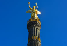 Victoria kolonn Arkivfoto