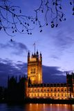 Victoria-Kontrollturm in London stockfotografie