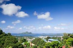 Victoria, Mahe, Seychelles Royalty Free Stock Photos