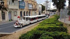 Victoria Main City of Gozo island. Near Malta Royalty Free Stock Photo