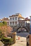 Victoria Market Square-poort stock afbeeldingen