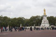 Victoria Memorial fotografía de archivo
