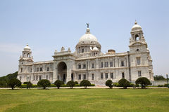 Victoria Memorial. Stock Images